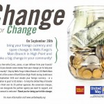 uw change for change