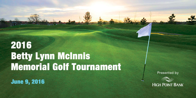 2016 McInnis Golf Tournament