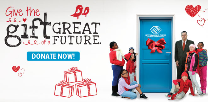 Give the gift of a GREAT FUTURE